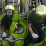 Vorbereitung für den Gefahrstoffeinsatz unter CSA