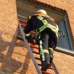 Übungseinheit - Leitersteigen